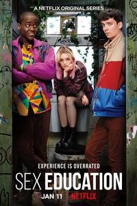 Постер сериала «Половое воспитание»
