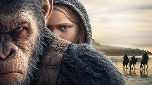 Смотреть фильм «Планета обезьян: Война» онлайн