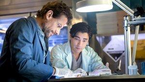 Смотреть сериал «Доктор Хэрроу»