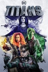 Постер сериала «Титаны»