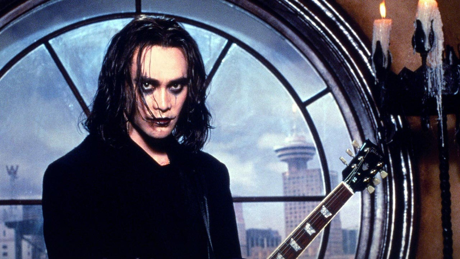 Ворон: Лестница в небо / The Crow: Stairway to Heaven background