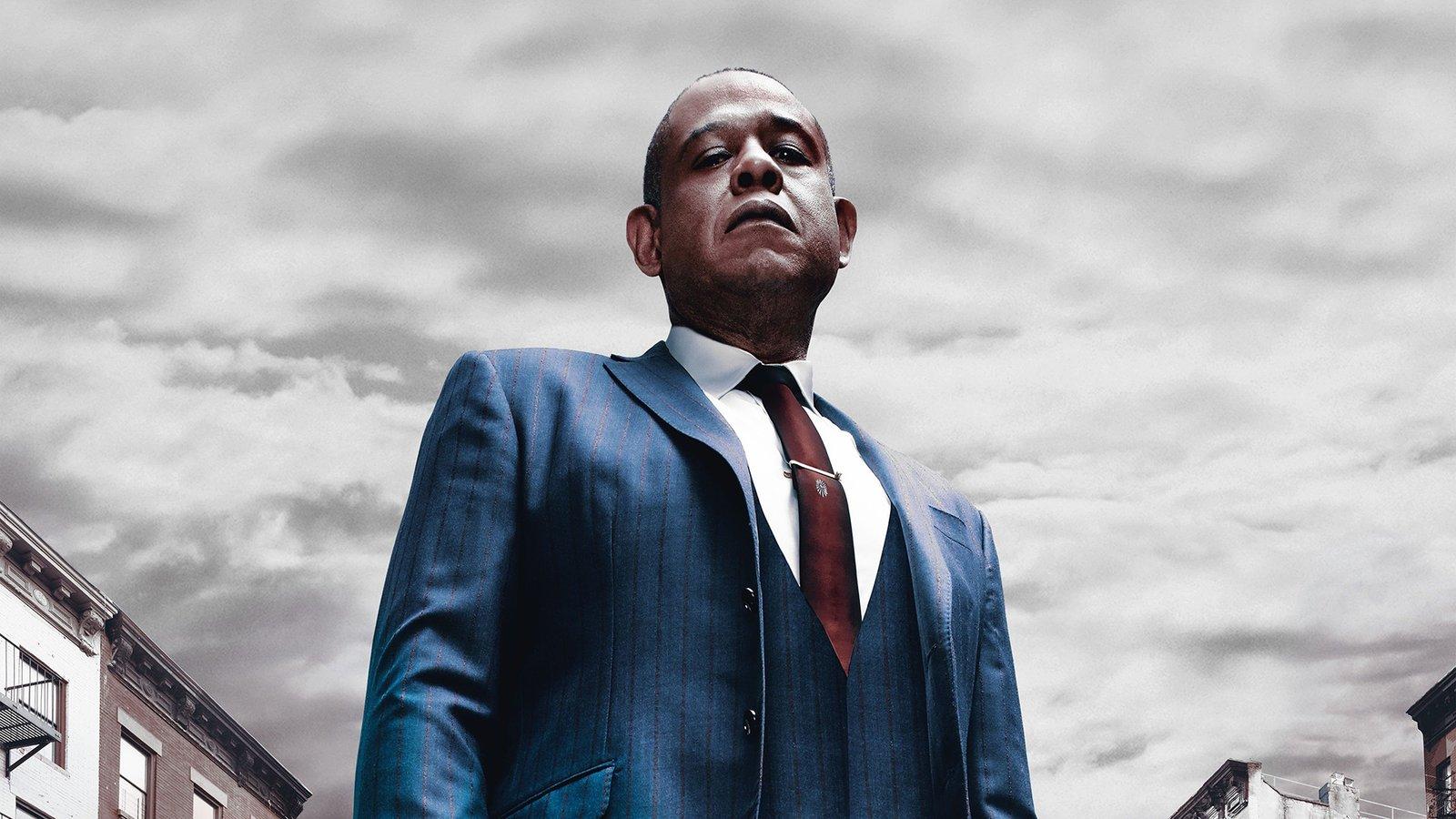 Крёстный отец Гарлема / Godfather of Harlem background