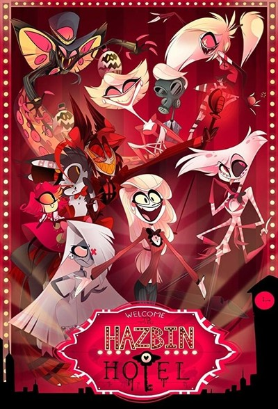Отель Хазбин / Hazbin Hotel