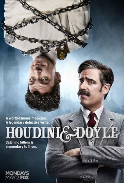 Гудини и Дойл / Houdini and Doyle