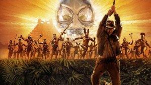 Смотреть фильм «Индиана Джонс и Королевство хрустального черепа» онлайн