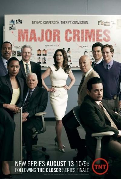 Особо тяжкие преступления / Major Crimes