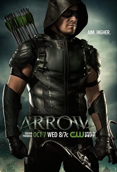 Стрела / Arrow