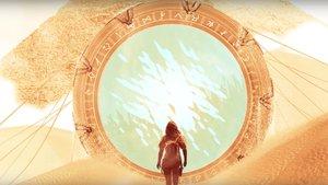 Смотреть сериал «Звездные врата: Начало»