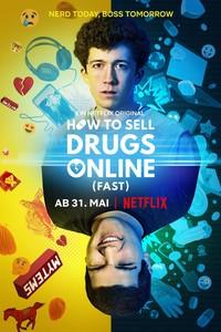 Постер сериала «Как продавать наркотики онлайн (быстро)»