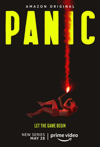 Постер сериала Паника / Panic
