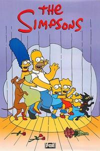 Смотреть сериал «Симпсоны»