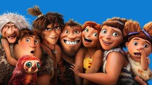 Смотреть фильм «Семейка Крудс» онлайн