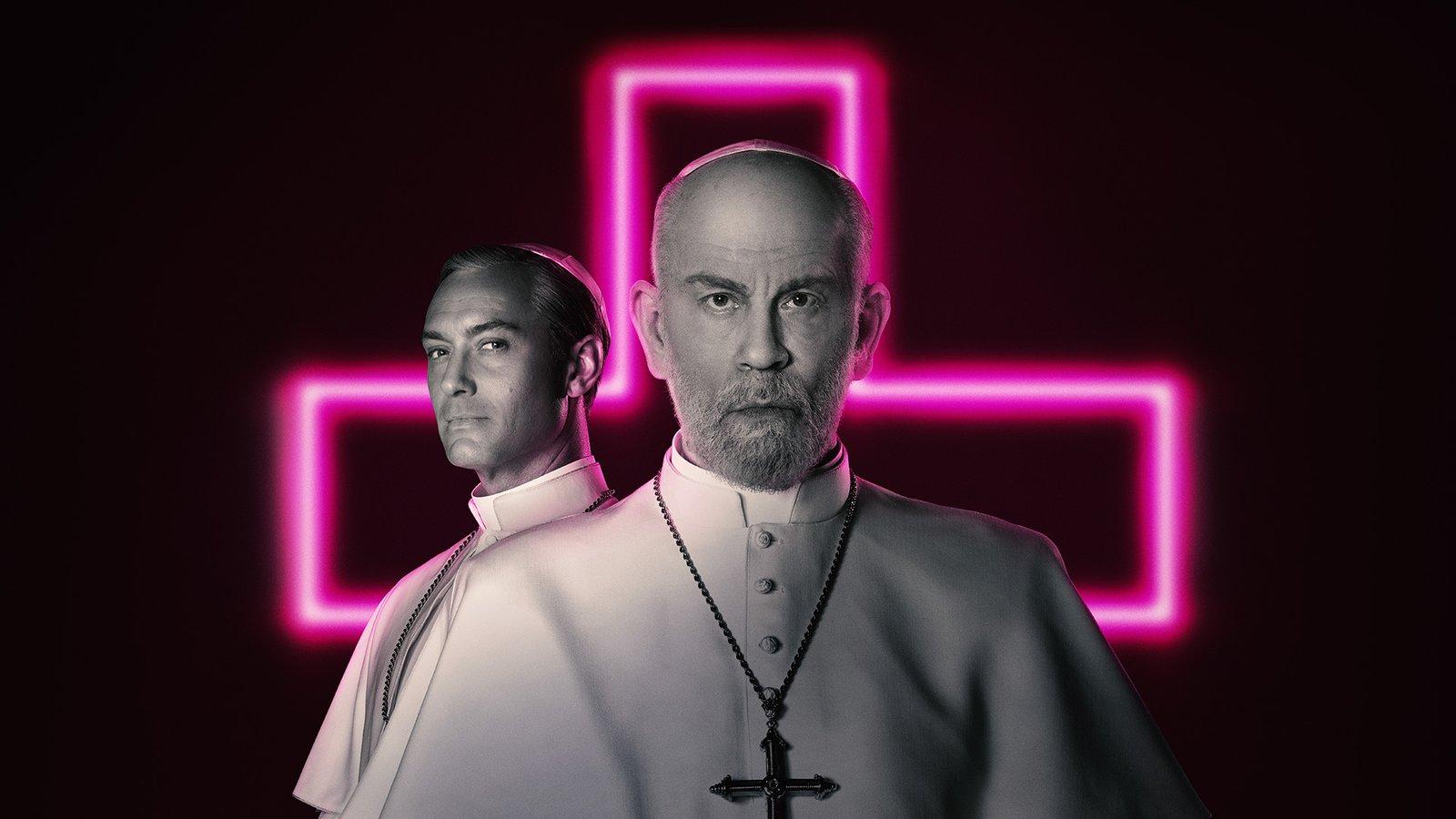 Новый Папа / The New Pope background