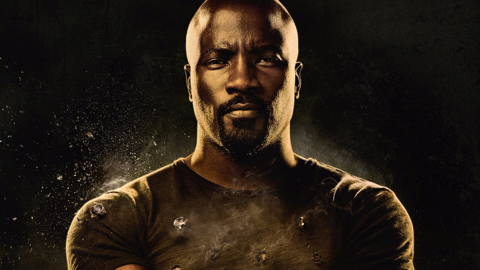 Люк Кейдж/Marvel's Luke Cage background