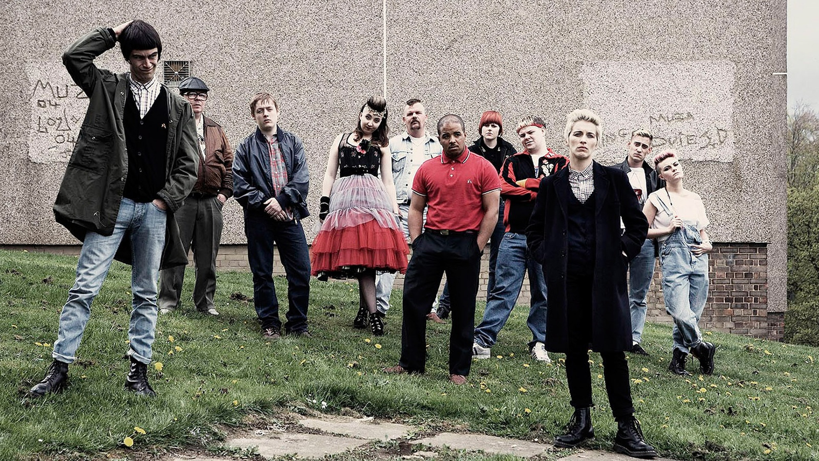 Это – Англия./This Is England background