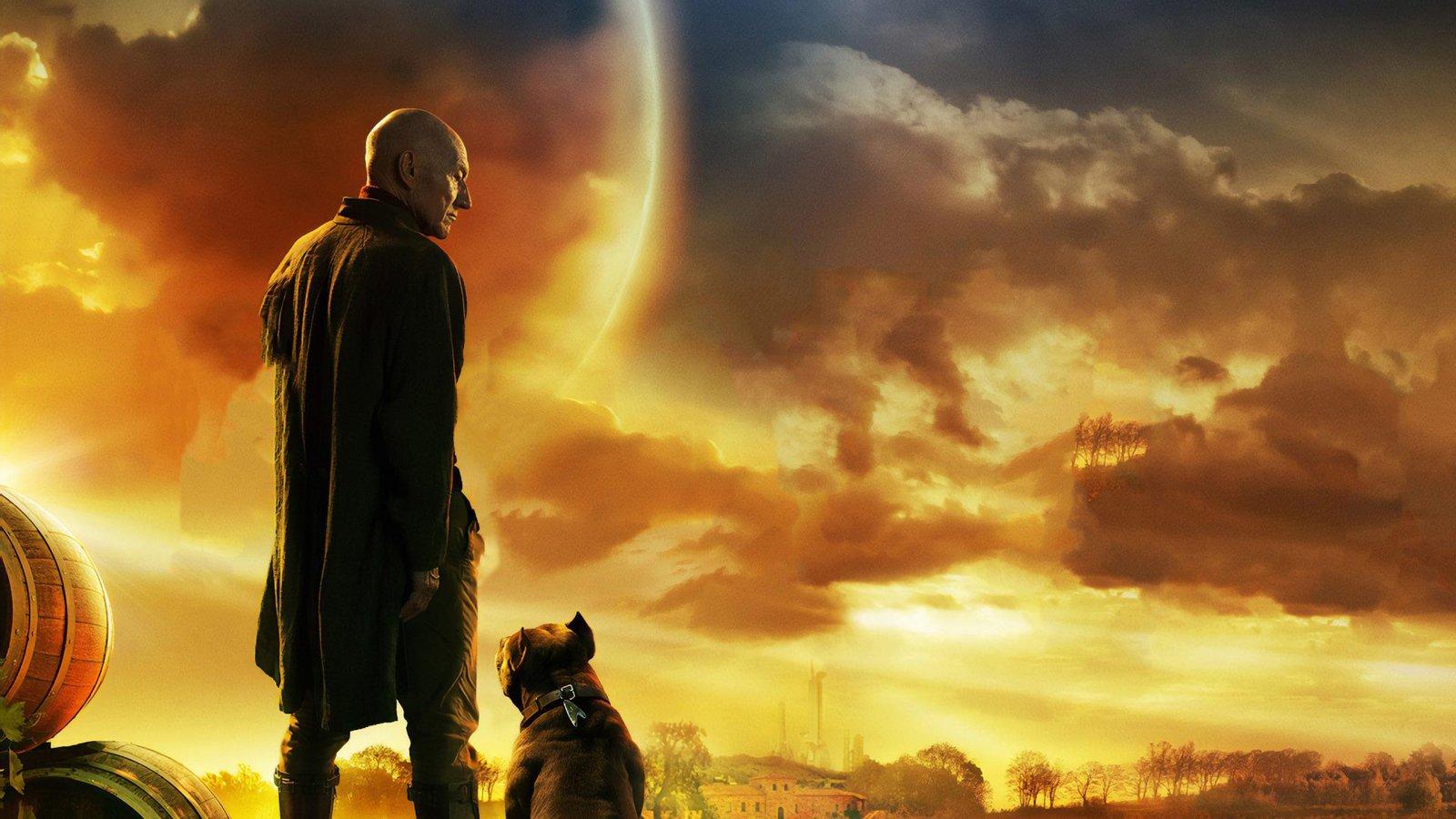 Звёздный путь: Пикар / Star Trek: Picard background