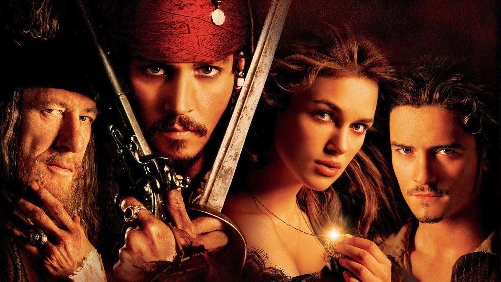 / Pirates of the Caribbean: The Curse of the Black Pearl