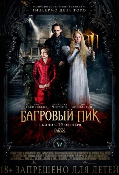 Фильм Багровый пик / Crimson Peak
