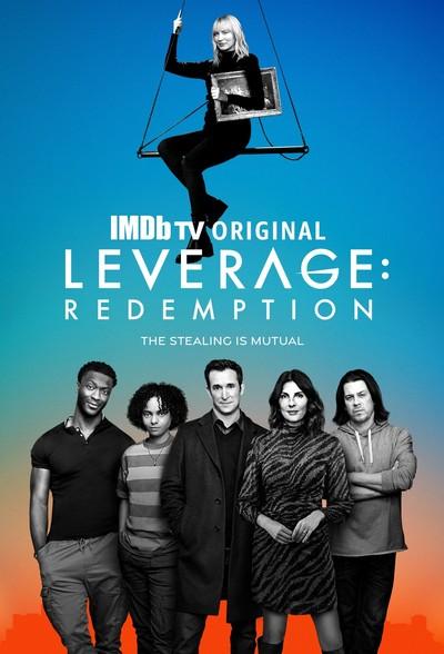 Грабь награбленное: Искупление / Leverage: Redemption
