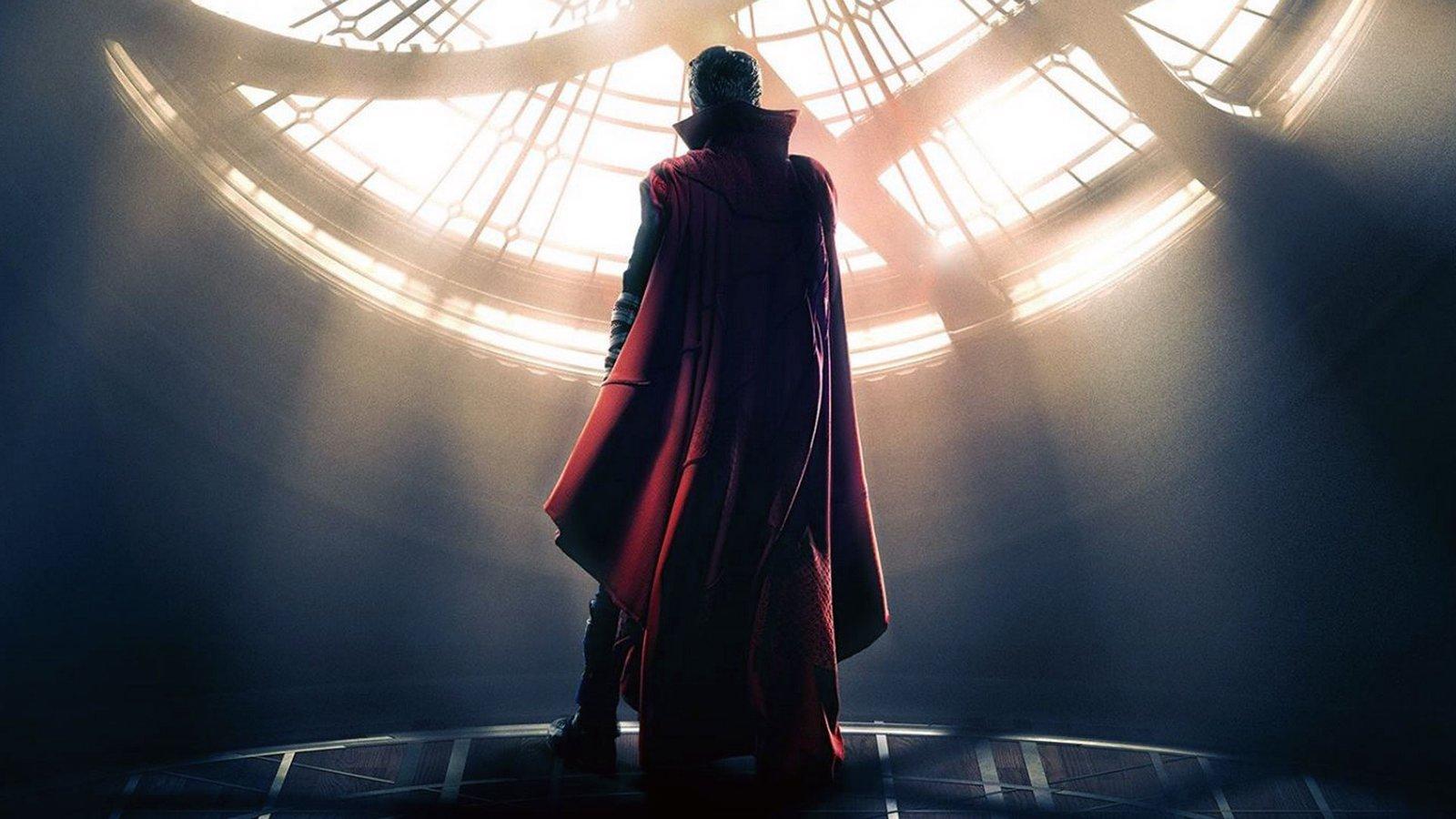 / Doctor Strange