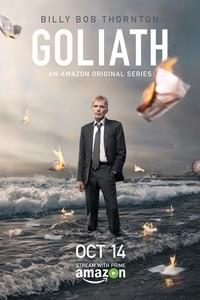 Постер сериала «Голиаф»