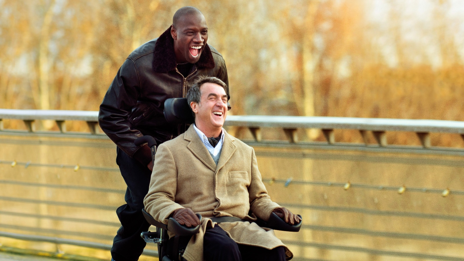 1+1 / Intouchables background