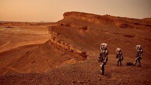 Смотреть сериал «Марс»