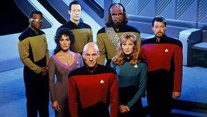 Смотреть сериал «Звездный путь: Следующее поколение»
