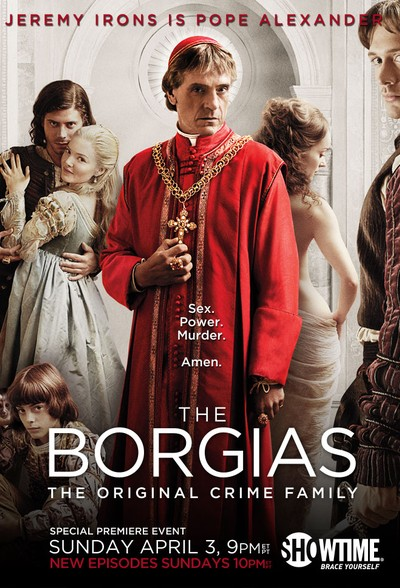 Борджиа / The Borgias