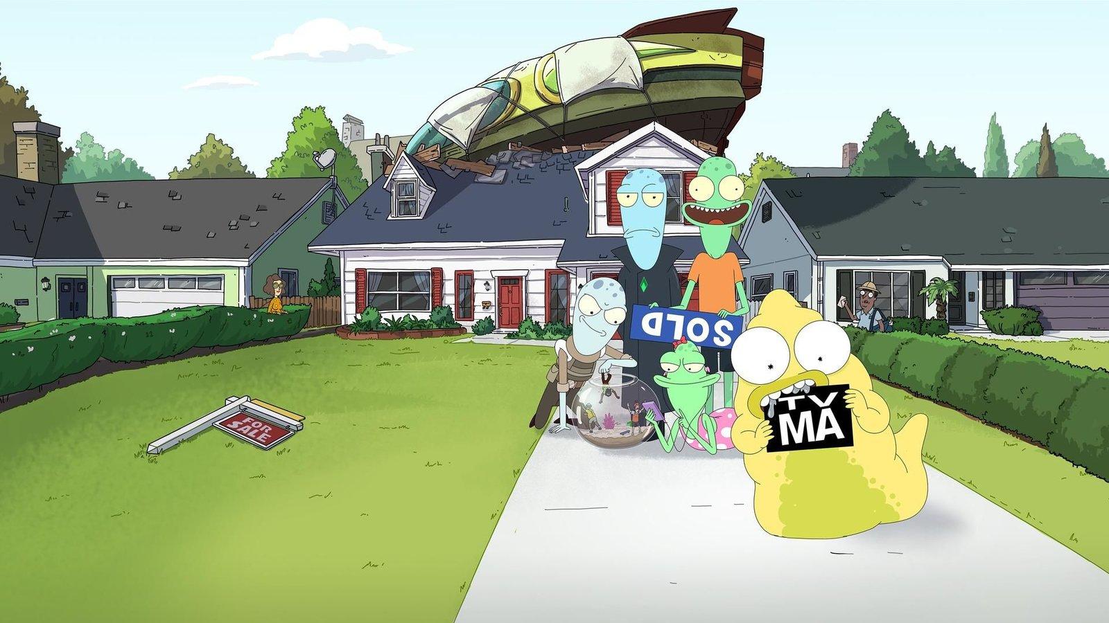 Солнечные противоположности - 1 сезон