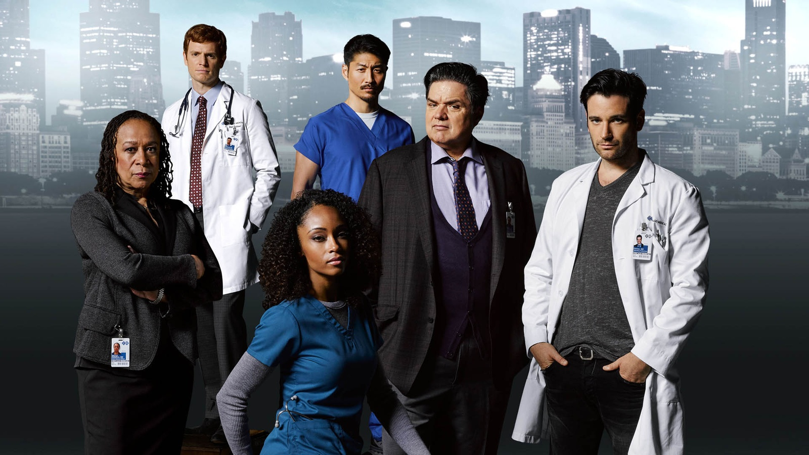 Медики Чикаго / Chicago Med background