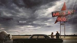 Смотреть сериал «Американские боги»
