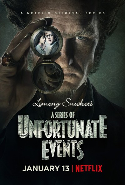 Лемони Сникет: 33 несчастья / A Series of Unfortunate Events