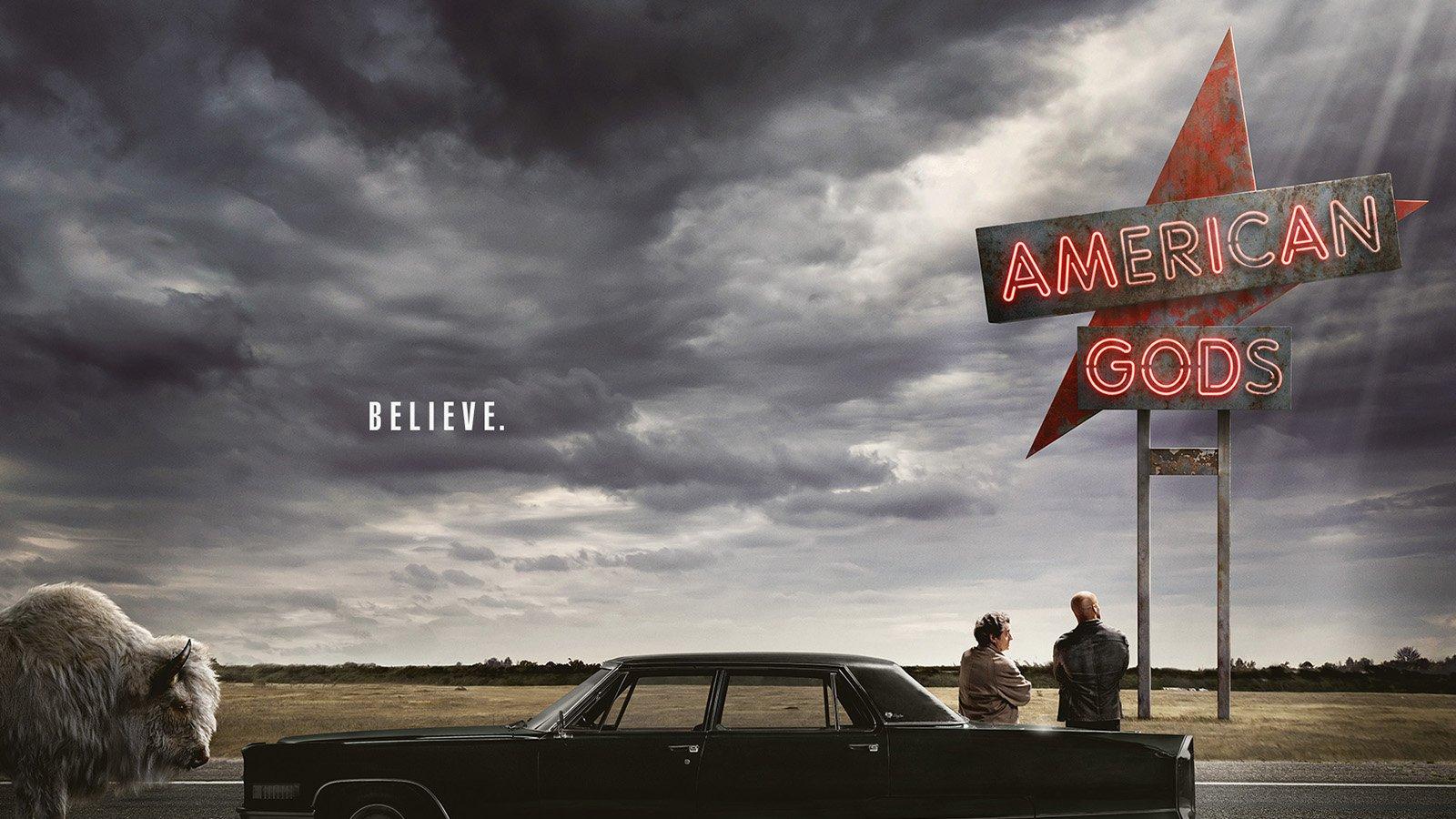 Американские боги / American Gods (3 сезон)