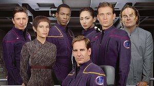 Смотреть сериал «Звездный путь: Энтерпрайз»