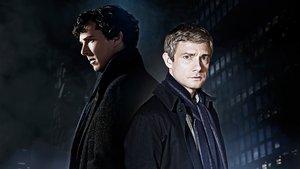Смотреть сериал «Шерлок»
