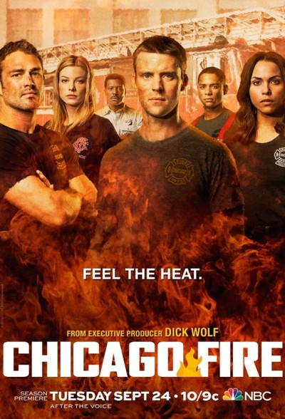 Пожарные Чикаго / Chicago Fire