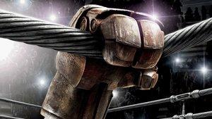 Смотреть фильм «Живая сталь» онлайн