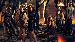 Смотреть сериал «Ведьмы Ист-Энда»