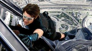 Смотреть фильм «Миссия невыполнима: Протокол Фантом» онлайн