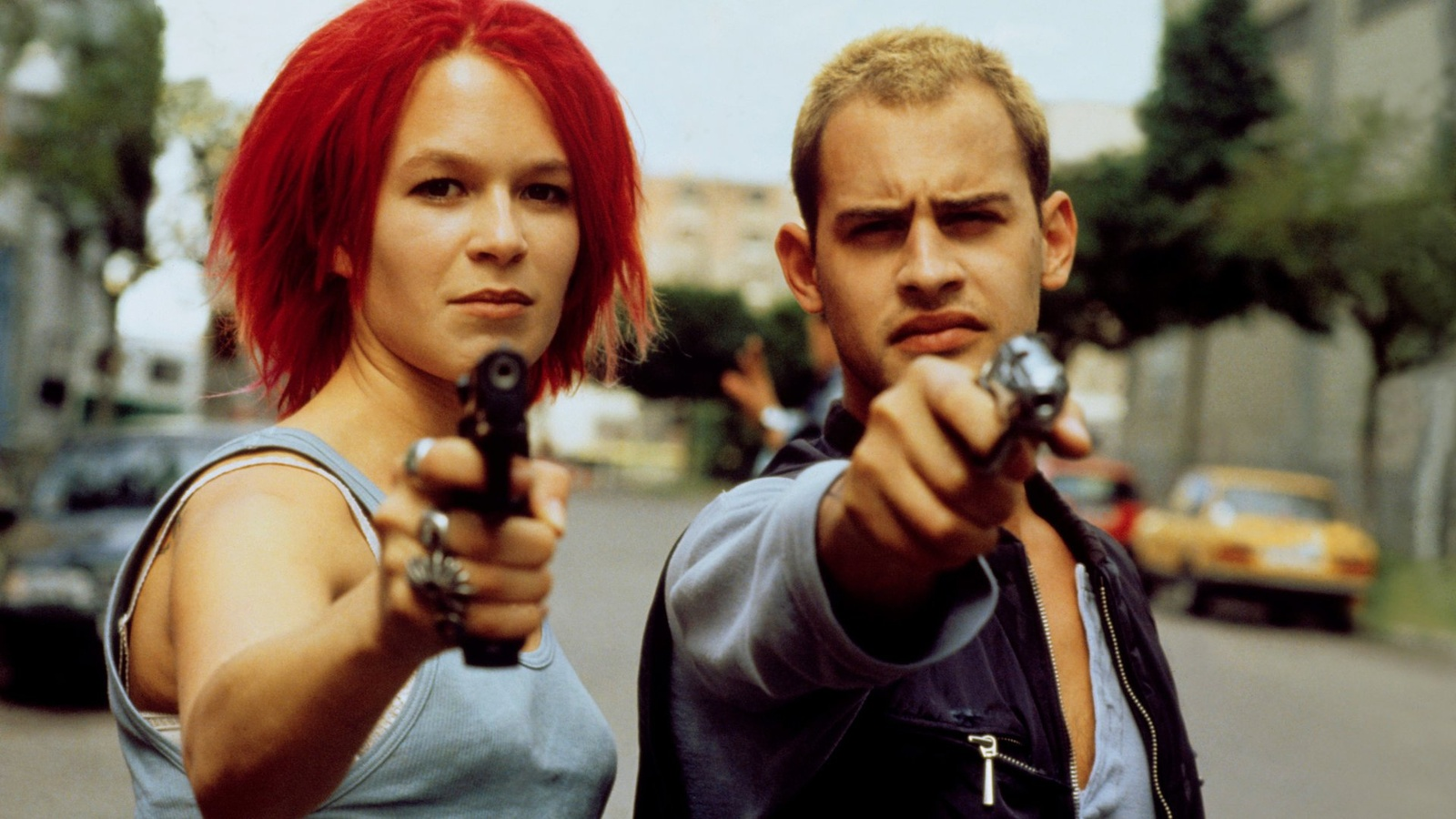 run lola Run lola run is very much a product of its time the techno soundtrack, grunge fashion and fascination with the mathematics of probability (ie the butterfly effect) all reek of the 1990s, but.