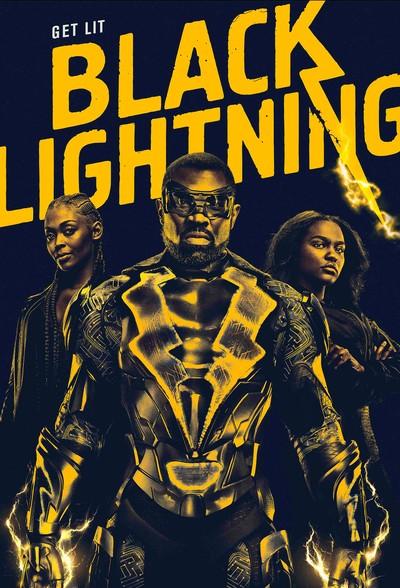 Черная молния / Black Lightning