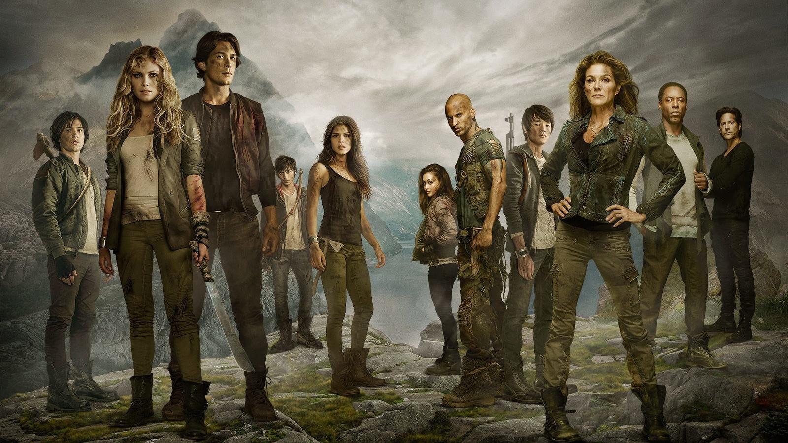 Сериал сотня 1 сезон скачать через торрент.