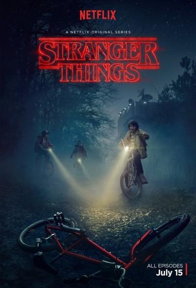 Очень странные дела / Stranger Things