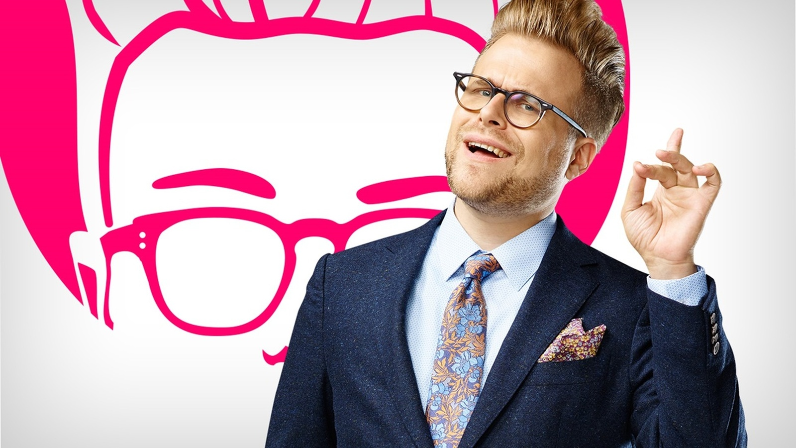 Адам портит всё / Adam Ruins Everything background