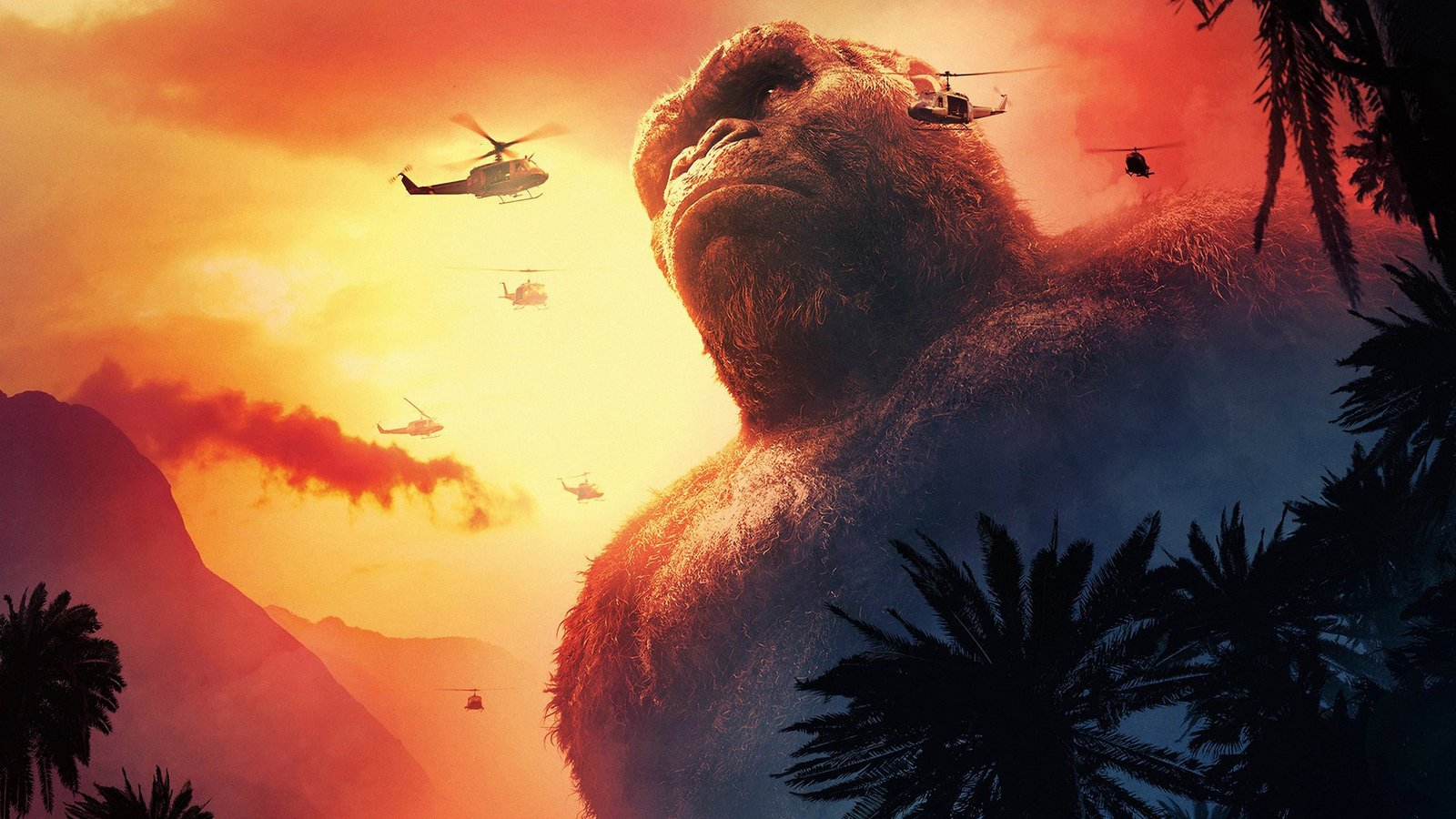 / Kong: Skull Island
