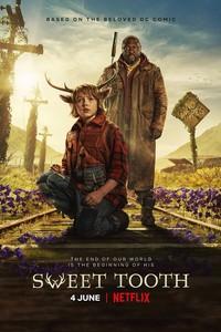 Постер сериала «Мальчик с оленьими рогами»