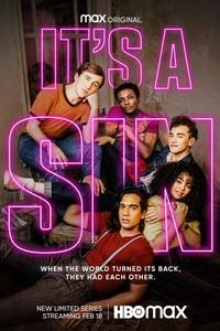 Постер сериала «Это грех»