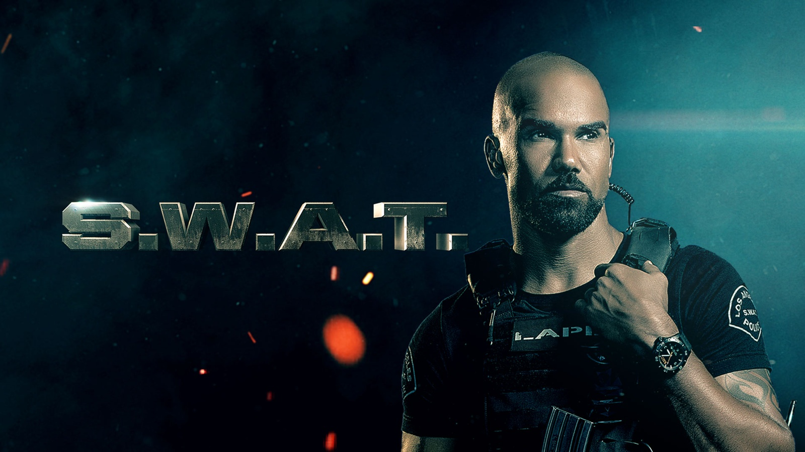 Спецназ / S.W.A.T. background