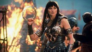 Смотреть сериал «Зена – королева воинов»